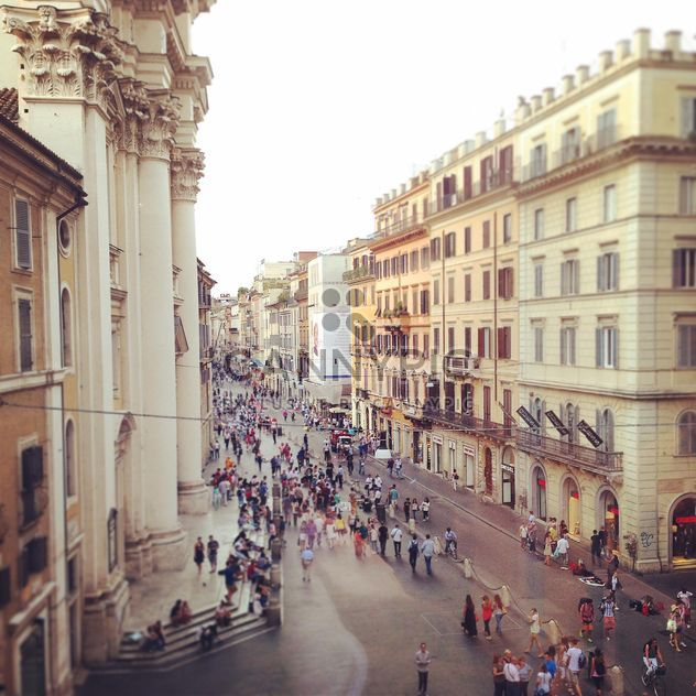 Via Del Corso in Rome - image gratuit #331631