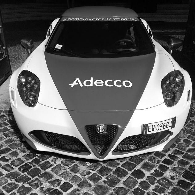 Alfa Romeo 4C car - Free image #331641