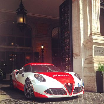 Alfa Romeo 4C car - Kostenloses image #331671