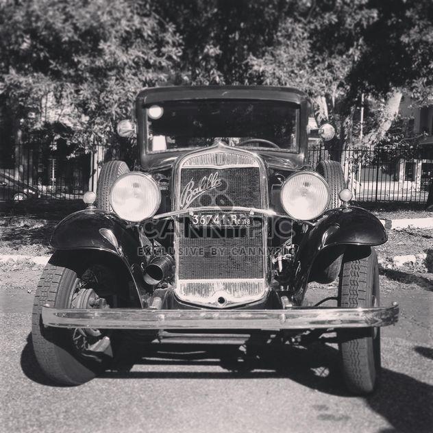 Retro Fiat Balilla car - бесплатный image #331691