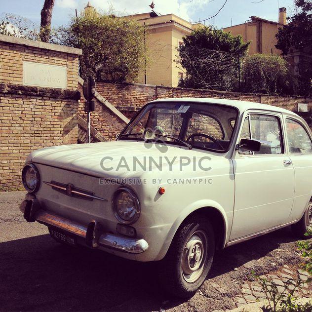 Fiat 850 spécial - image gratuit(e) #332191