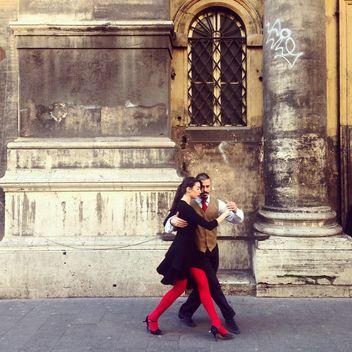 Street Tango - Free image #332251