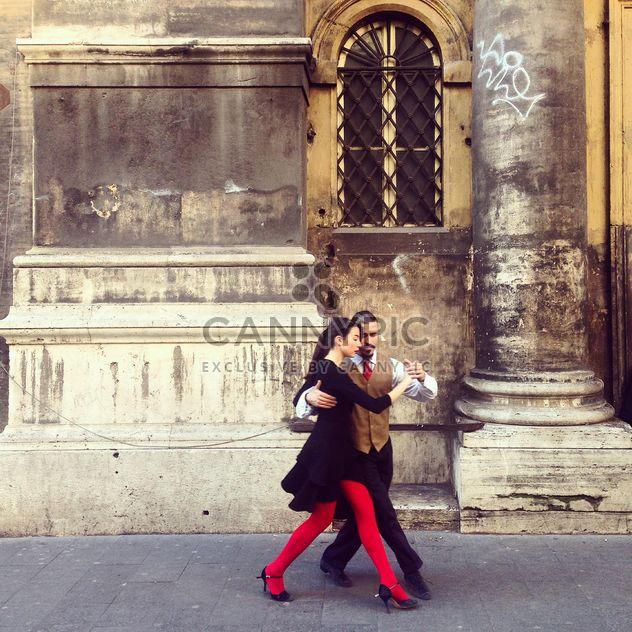 Tango de rua - Free image #332251