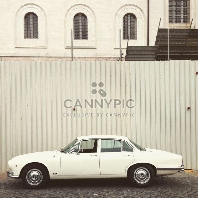 Старый автомобиль Jaguar - бесплатный image #332331