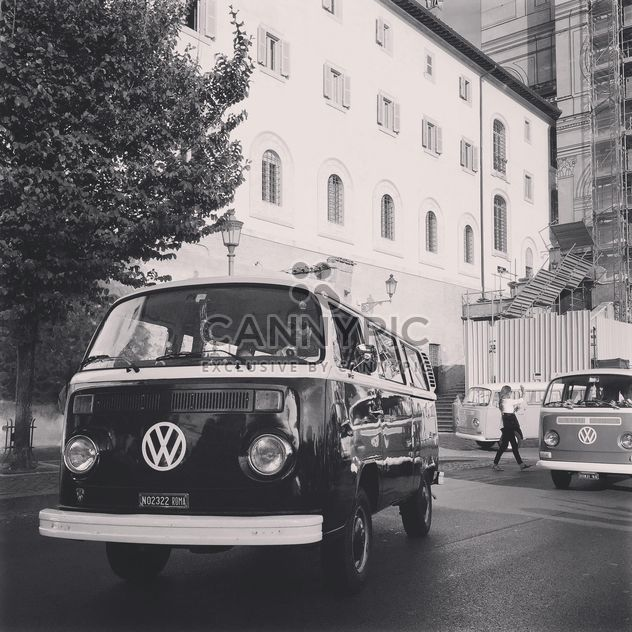 Alte VW-Van - Kostenloses image #332351