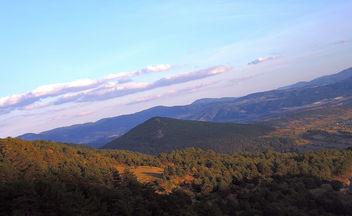 Turkey (Mudurnu) Evening at Bolu Mountains - бесплатный image #332751