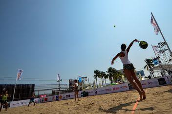 Hua Hin beach tennis championship - бесплатный image #332941