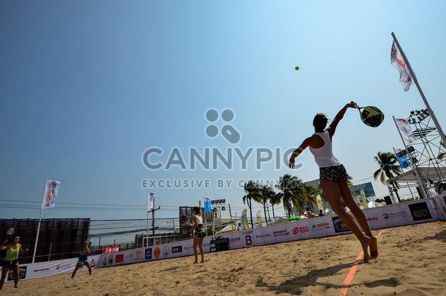 Campeonato de tênis de praia de Hua Hin - Free image #332941