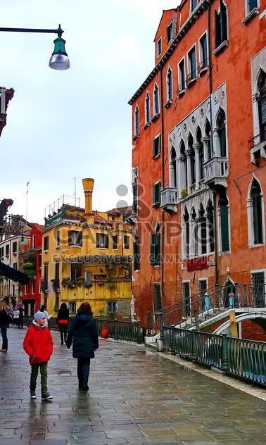 Central streets in Venice - Free image #333621