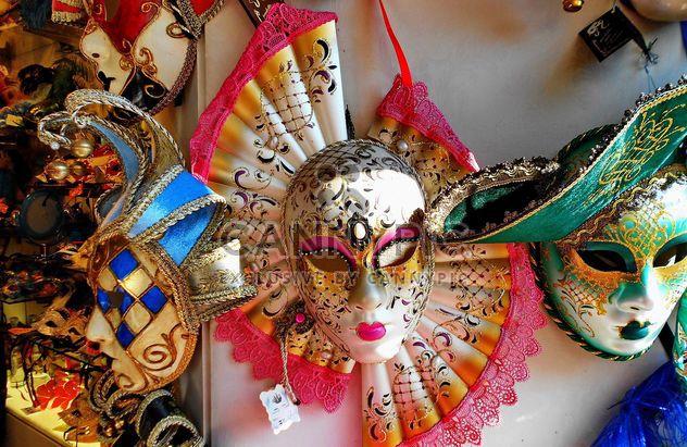 Máscaras de carnaval -  image #333651 gratis