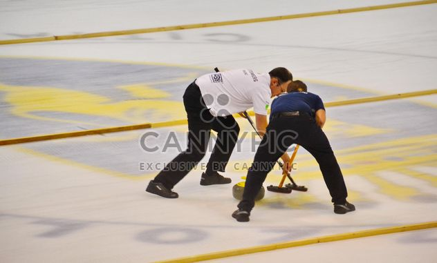 curling sport tournament - Free image #333791
