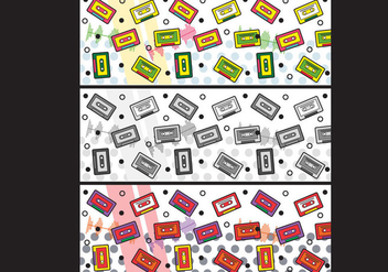 Free Simple Pop Art #5 Facebook Cover - vector gratuit #334031