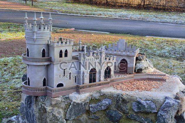 Castillo de golondrina nido en Crimea -  image #334161 gratis