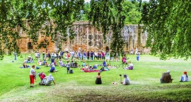 Замок Кенилворт в Уорикшир, Англия - Free image #334191
