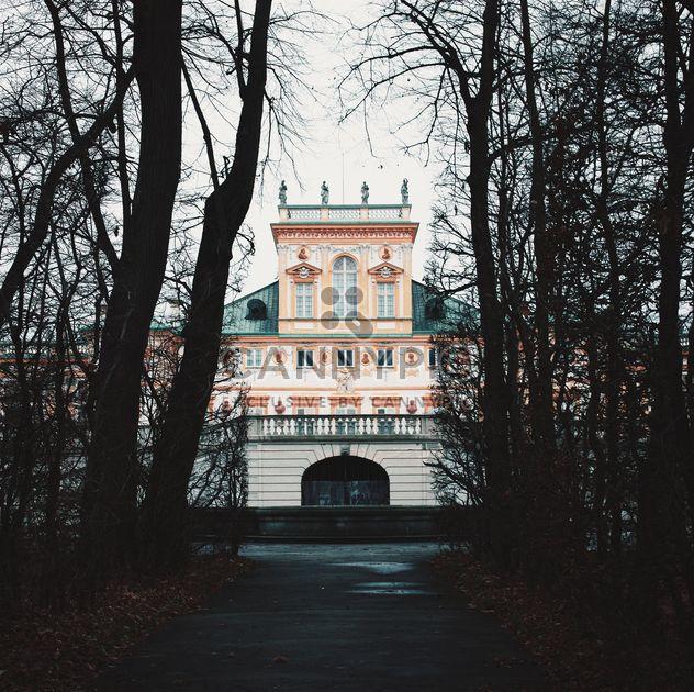 Вилянувский дворец в Варшаве - бесплатный image #334201