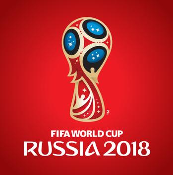 Russia 2018 logo - Kostenloses vector #334341
