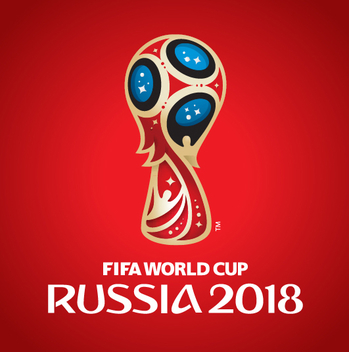 Russia 2018 logo - vector gratuit #334341