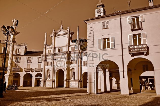 Architecture of italian church - Kostenloses image #334721