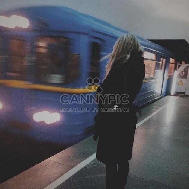 Станция метро Киева - бесплатный image #335101