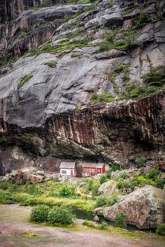 Houses - Helleren, Norway - Travel photography - Kostenloses image #336361