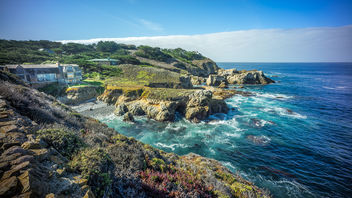 Carmel by the sea - California, United States - Travel photography - Kostenloses image #337361