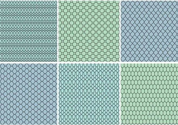 Nets Textures - vector #337961 gratis