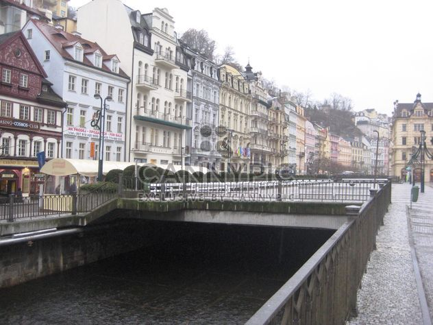 Houses in Karlovy Vary - Free image #338221