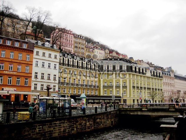 Houses in Karlovy Vary - Free image #338231