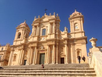 Roman Catholic cathedral, Noto - бесплатный image #338241