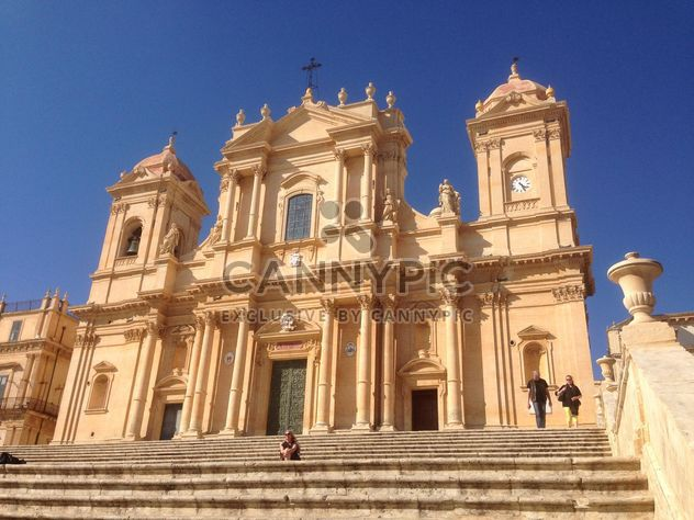 Roman Catholic cathedral, Noto - Free image #338241