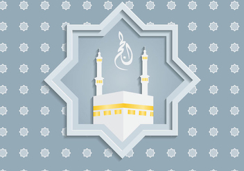 Free Islamic Background Vector - vector gratuit #338711