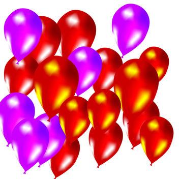 Balloons - Kostenloses vector #338871