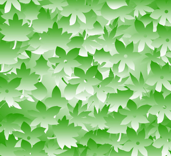 Leaves - vector #338911 gratis
