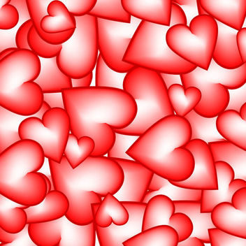 Valentines day background - Free vector #339091