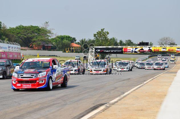 Racing at Bonunza racing field - Free image #339151