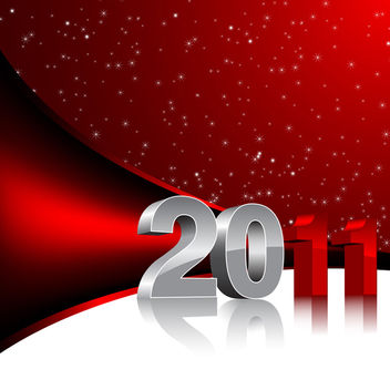 New year background - vector gratuit #339531