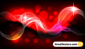 Abstract vector smoke effect - Free vector #339591