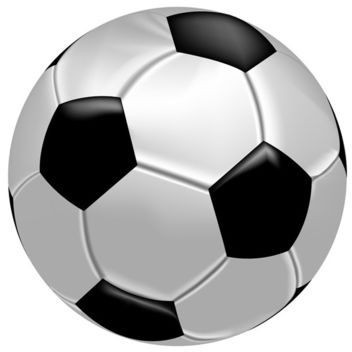 Realistic vector soccer ball - Free vector #339741