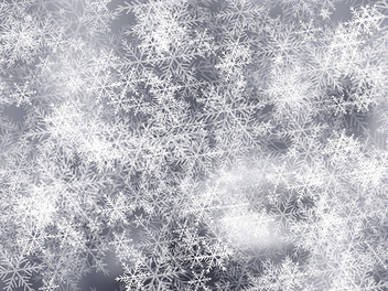 Frost Background - vector #340111 gratis