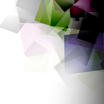 Geometric Background - vector #340271 gratis