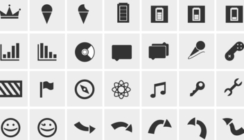 Vector Icon Collection - vector gratuit #340511