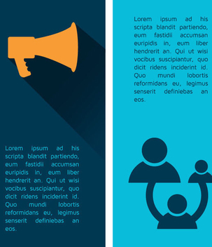 Business Infographic Brochure - vector #340971 gratis