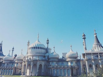Brighton, Royal Pavilion, Great Britain - бесплатный image #342861