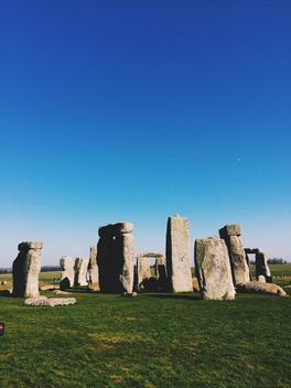 Stonehenge, Great Britain - image #342881 gratis