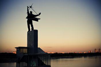 Kiev sunset - Free image #343641