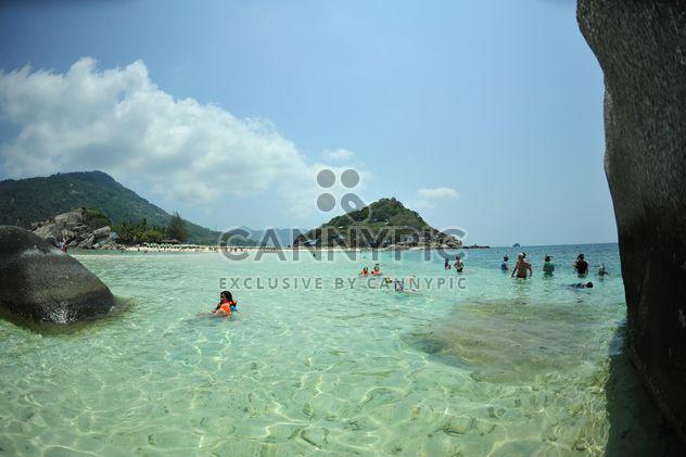 Нанг островных пляж - бесплатный image #343881
