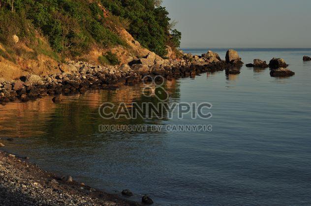 Rocky coastline - Free image #344041