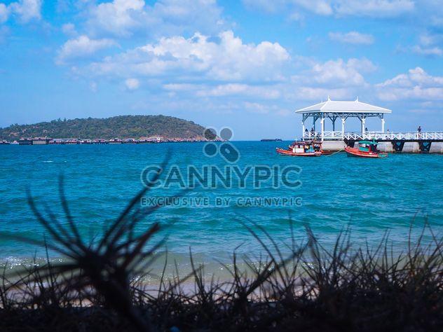Вид на океанический курорт - бесплатный image #344191