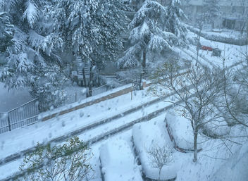 Turkey (Istanbul) Still snowing - бесплатный image #344401