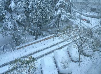 Turkey (Istanbul) Still snowing - Free image #344401